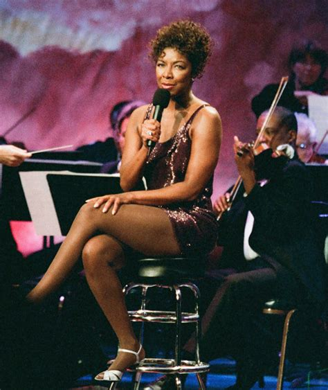 pink cadillac natalie cole natalie cole performs live on the tonight show with