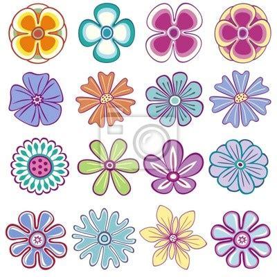 imagenes de flores individuales colecci 243 n de flores individuales pinturas para la pared
