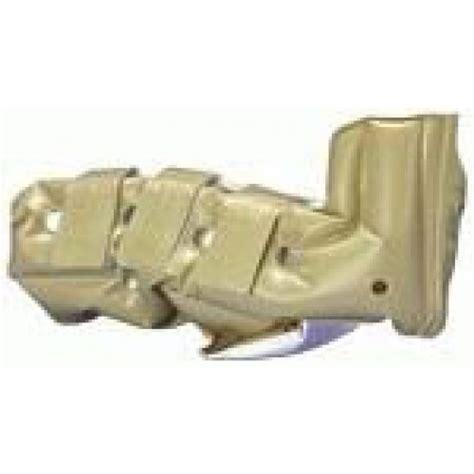foot waffle air cushion heel protector boot medium 304fw