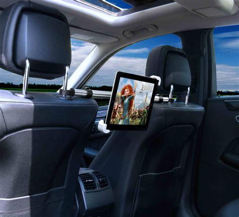 Ipad Halter Auto by Ivapo Ipad Headrest Mount Car Seat 187 Gadget Flow