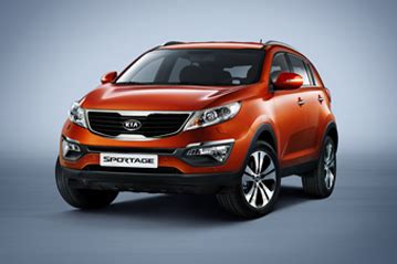 official kia sportage 2010 safety rating results