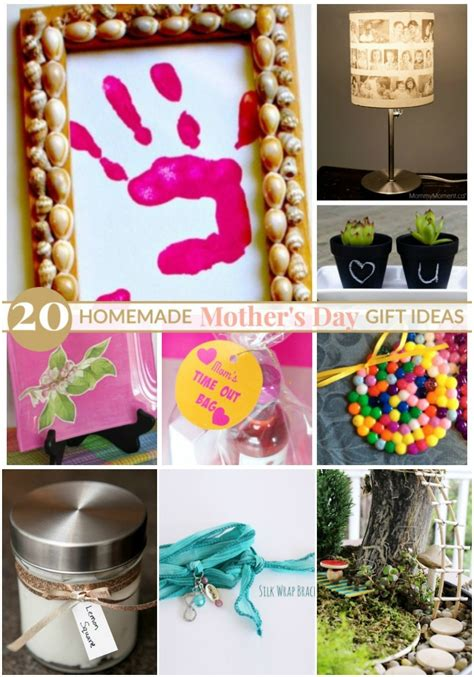 gift ideas mom homemade mother s day gift ideas mommy moment