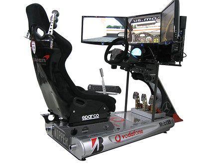 best f1 simulator racing on