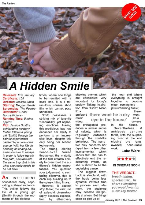 magazine article media a2 coursework