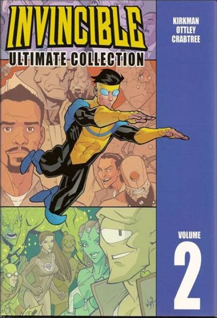 invincible ultimate collection volume invincible ultimate collection 11 volume 11 issue
