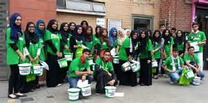 The Kitchen Collection Uk volunteer photos muslim aid