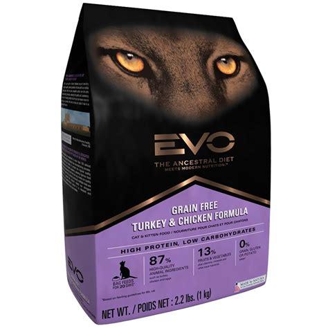 evo food reviews evo turkey chicken formula cat food 2 2 lb