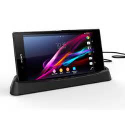 Sony Xperia Help Desk by Sony Xperia Z Ultra Desktop Cradle