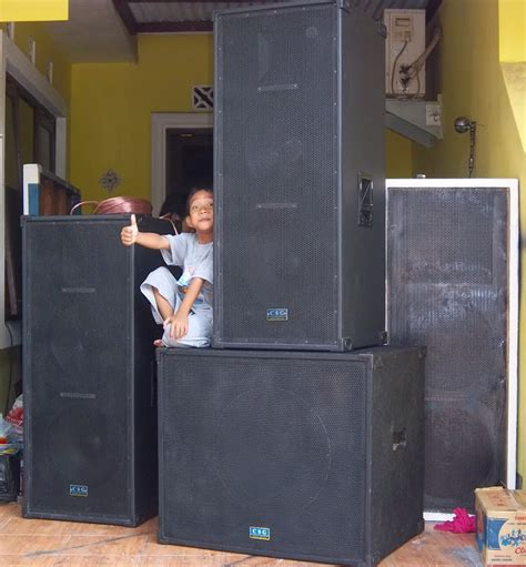 Speaker Model Box Dan Rokok c s g audio professional sound system harga kabel snake canare mogami asli japan