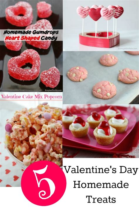 5 valentines day treats the project stash link