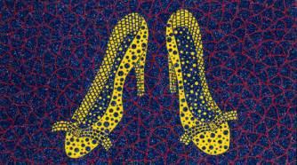 Kusama s hallucinatory and hypnotic monumental art fireplace chats