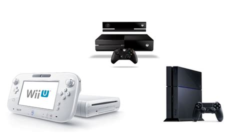 why is the ps4 better why the wii u is better then ps4 or xbox one