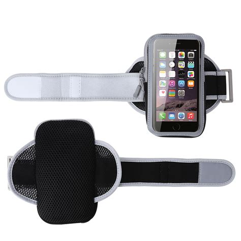 Tanluhu Sport Running Armband Waterproof מוצר haissky waterproof running sport armband pouch for iphone 6 6s plus 5 samsung s7 s6