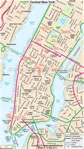 A Map Of New York City by Map Of New York City Download You Can See A Map Of Many