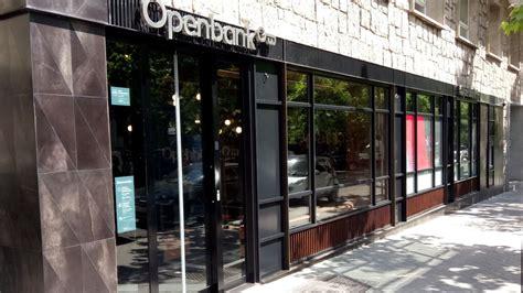 oficinas openbank santander estrena el nuevo openbank en su oficina insignia