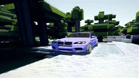 car mod game pc minecraft mod showcase crazy bmw car egmnow
