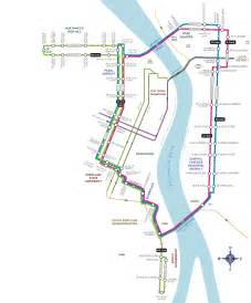 portland oregon streetcar map maps schedules portland streetcar