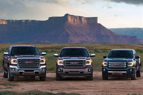 2015 gmc look truck trend