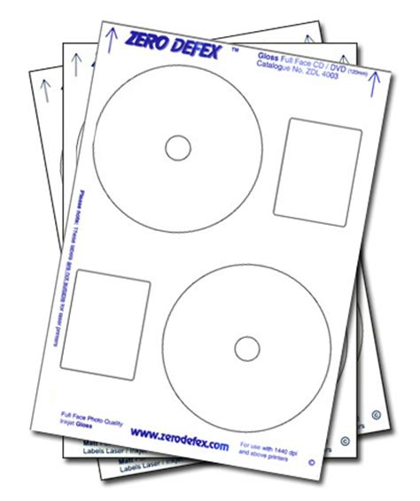 pressit label template zero defex cd dvd labels