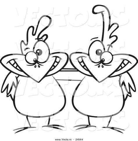 chicken dance coloring page buddies clip art clipart panda free clipart images
