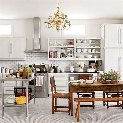 simply inspiring 10 wonderful kitchen design lines that simply beautiful farm tables southern living
