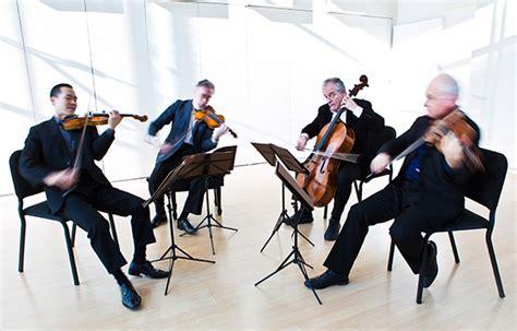 Arts String Quartet - juilliard string quartet caramoor center for and