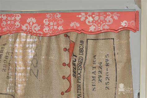 coffee sack curtains hometalk burlap coffee sack curtains diy