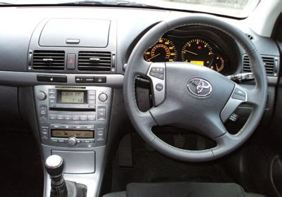 Toyota Avensis 2006 Interior by Used Toyota Avensis Autos Post