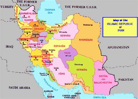 map of iran provinces iran map provinces images