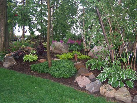 Landscape Ideas With Hostas 100 1689 Shade Garden Landscape Design Hosta Astble Heuc