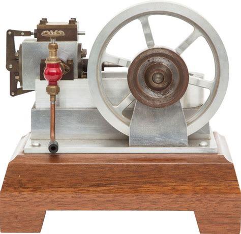 swing engine live steam demonstration model engine average length 10 1