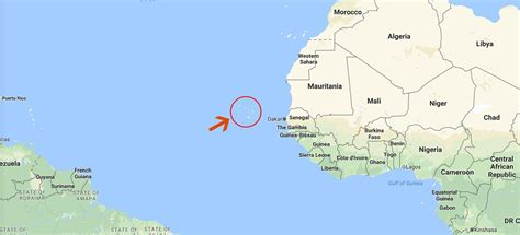 cape verde islands map storms like irma start the coast of the cape