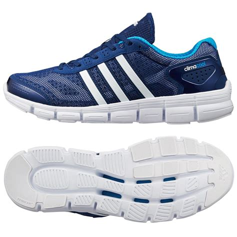 adidas mens running shoes adidas mens climacool fresh running shoes blue white