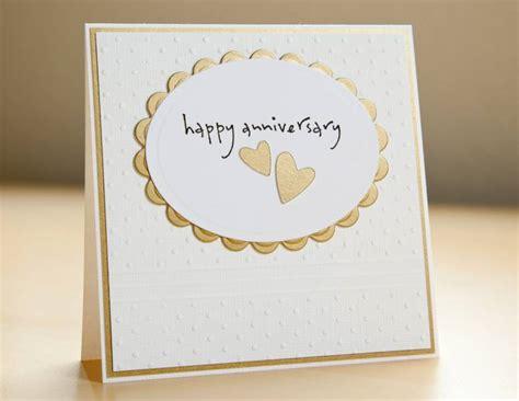 Simple Diy 50th Wedding Anniversary Smileydot Us 50th Wedding Anniversary Card By Silke Shimazu At