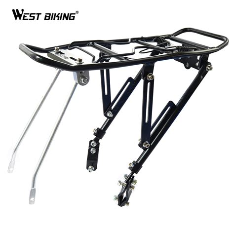 Bicycle Cargo Rack by 65kg Capacity Bicycle Rear Cargo Rack 2015 New Brand Bike Stand Soporte Bicicleta Mtb Luggage