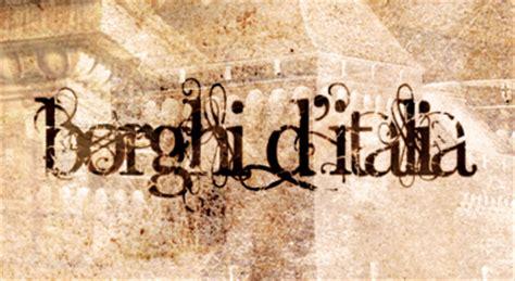 d italia logo borghi ditalia logo tv2000