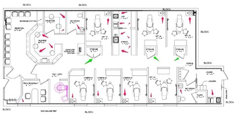 Floor Plan Dental Clinic Dental Office Floor Plans Design