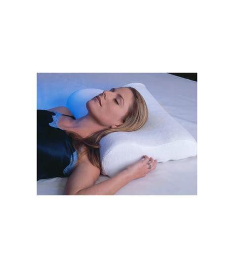 almohadas cervicales almohada viscoel 225 stica cervical