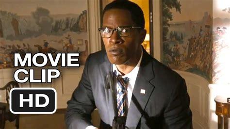 jamie foxx house white house down movie clip shoot him 2013 jamie foxx movie hd youtube