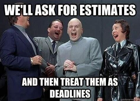 Project Management Meme - what are some of the funniest project management or agile