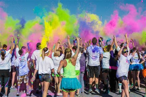 5k color vibe the color vibe 5k is coming to carlisle the sentinel