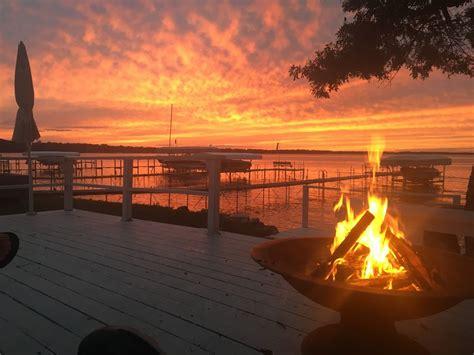lakefront cabin on big spirit lake vrbo