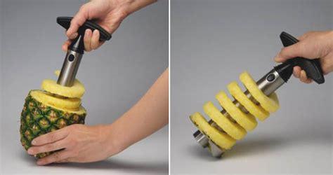 Vacu Vin Pineapple Slicer by The Slick Link פתל את האננס