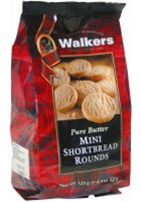 Abc Kopi Bag walkers shortbread mini rounds bags 6 x 4 4oz bags
