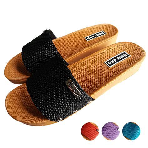 4 warna sandal wanita new era selop karet elevenia