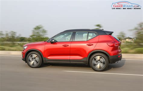 volvo xc launched  india price specs features review