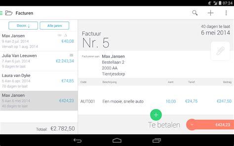 google invoice2go printable invoice template