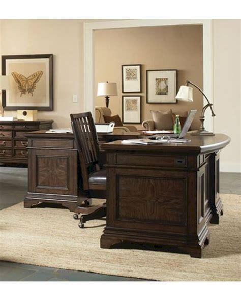aspenhome curved desk for return essex asi24 307