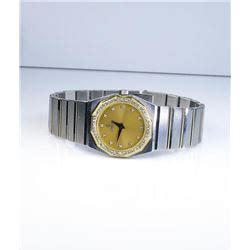 gorgeous ladies swiss made 'concord' mariner sg watch