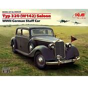 Typ 320 W142 Saloon WWII German Staff Car 100% New